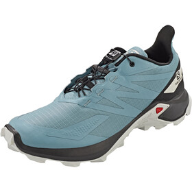 Salomon Supercross Blast Zapatillas Hombre, smoke blue/black/lunar rock